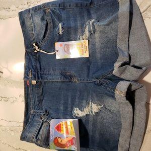 Brand new Jean shorts